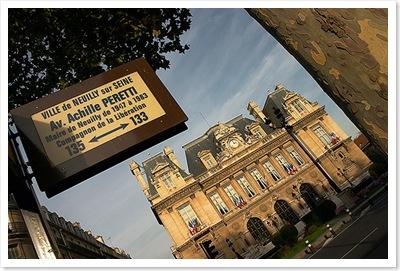 Mairie Neuilly