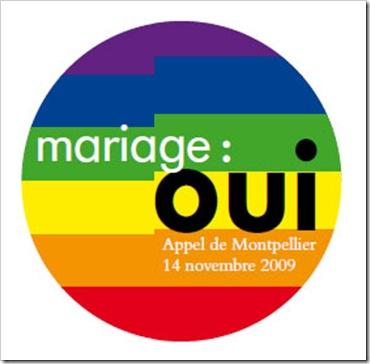 Oui au mariage homo