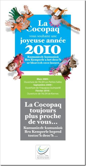 Voeux 2010 Cocopaq