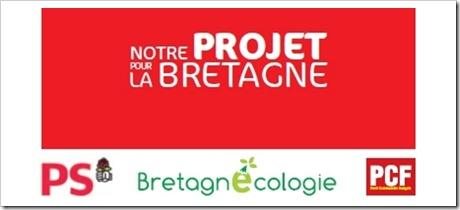 Projet pour la Bretagne