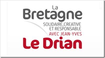 logo Le Drian 2010