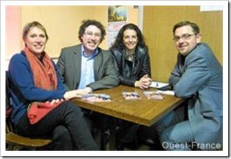 Candidats Qlé-Concarneau