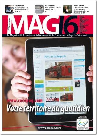 Mag 16 octobre 2010