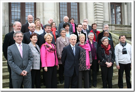 Candidats cantonales 2011
