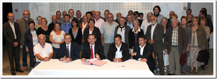 Signature DSP Buspaq juillet 2011
