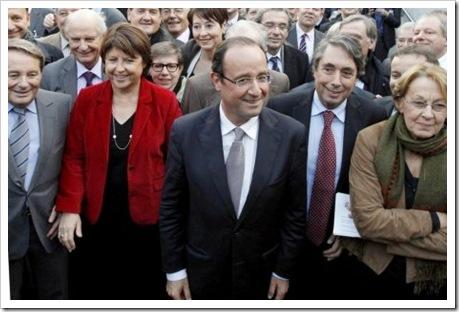 Hollande et Aubry2