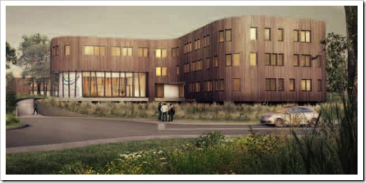 Hôtel de communauté 2012