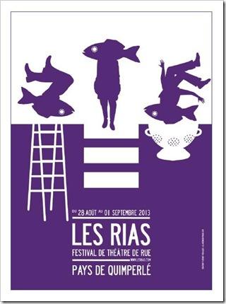 Les Rias 2013 affiche