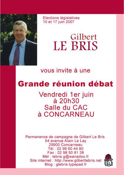 Invitationconcarneau